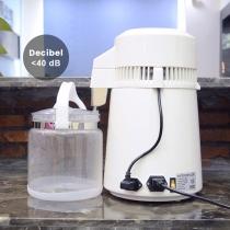 Veedestilleerija Lifewell Pro klaasist karahviniga
